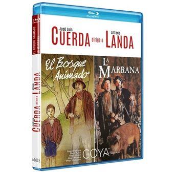 Pack José Luis Cuerda dirige a Alfreda Landa - Blu-ray