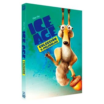 Ice Age 1-5 - Ed Limitada DVD