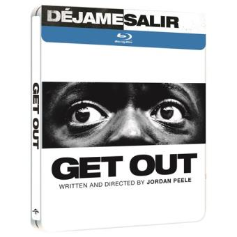 Déjame salir - Steelbook Blu-Ray