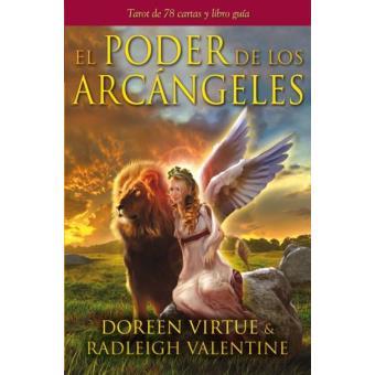 El poder de los arcángeles (tarot + libro guía)