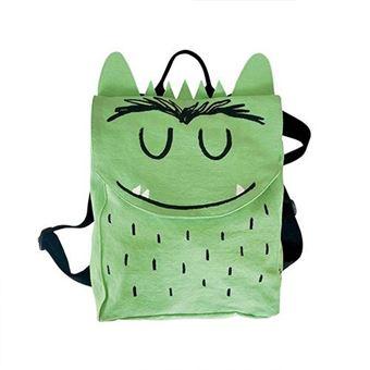 Mochila monstruo The Colour Monster - Verde