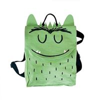 Mochila monstruo The Colour Monster - Verde