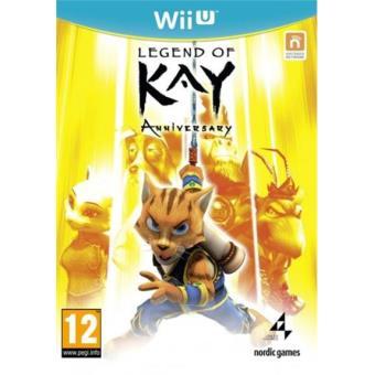 The Legend of Kay Anniversary Wii U