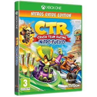 Crash™ Team Racing Nitro-Fueled - Edición Nitros Oxide - Xbox One