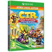 Crash Team Racing Nitro-Fueled - Edición Nitros Oxide - Xbox One