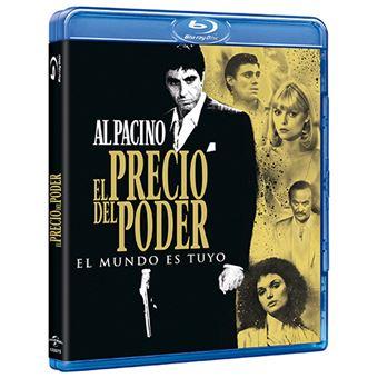 El precio del poder - Blu-Ray
