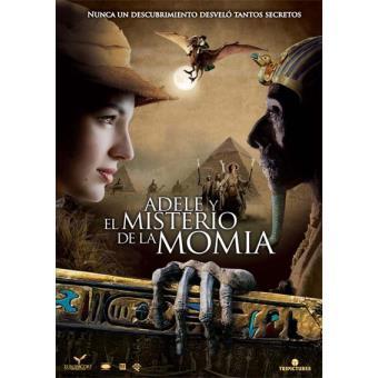 Adele y el misterio de la momia - DVD