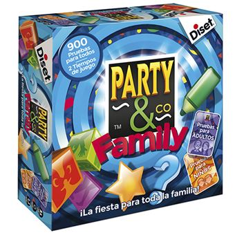 Party And Co Family 5 En Libros Fnac
