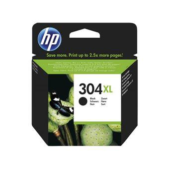 Cartucho de tinta HP 304XL Negro