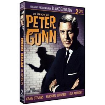 Lo mejor de Peter Gunn (2 DVD) - DVD