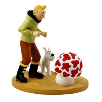 52940b243a Tintin - Figura - Aviador - Merchandising Cómic | Fnac