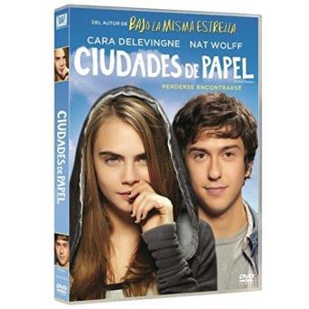 Ciudades de papel - DVD