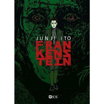 Junji Ito: Frankenstein (nueva edición)