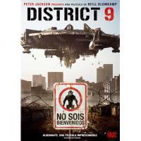 District 9 - DVD