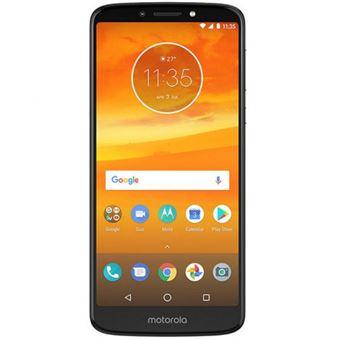 "Motorola Moto E5 Plus 5.9"" 16GB Gris"