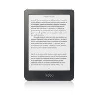 """Libro electrónico E-Reader Kobo Clara HD 6"""" Negro"""