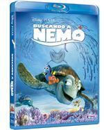 Buscando a Nemo - Blu-Ray