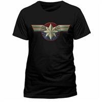 Camiseta Capitana Marvel  – Talla S