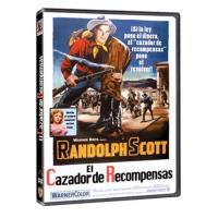 El cazador de recompensas - DVD