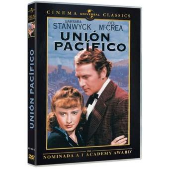 Unión Pacífico - DVD
