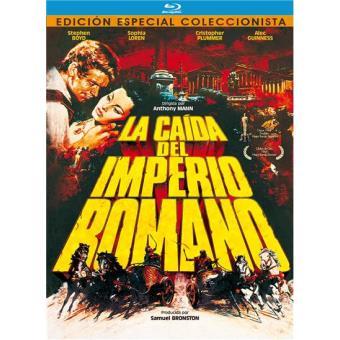 La caída del Imperio Romano - Blu-Ray + Cómic