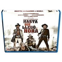 Hasta que llegó su hora - Blu-ray Horizontal