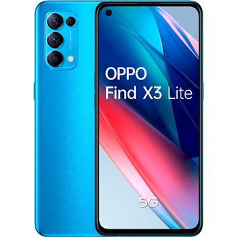 OPPO Find X3 Lite 5G 6,4'' 128GB Azul