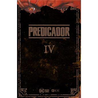 Predicador vol. 4 de 6 (Edición Deluxe)