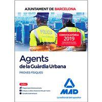 Agents de La Guàrdia Urbana de L'Ajuntament de Barcelona - Proves físiques