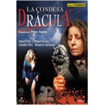 La Condesa Drácula - DVD