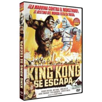 King Kong se escapa - DVD