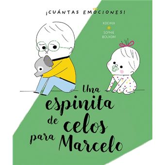 Una espinita de celos para Marcelo