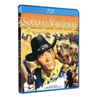 Sólo el valiente - Blu-Ray