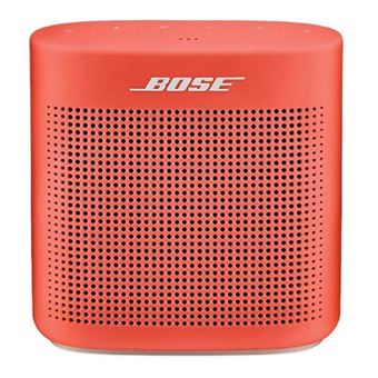 Altavoz Bluetooth Bose Soundlink Color II Rojo