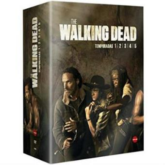 The Walking DeadThe Walking Dead - Temporada 1 - 5 - DVD