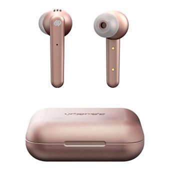 Auriculares Bluetooth Urbanista Paris True Wireless Oro Rosa