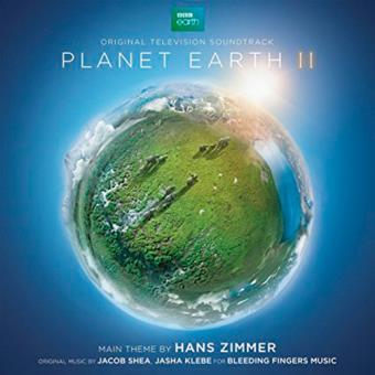 Planet Earth II B.S.O. (2 CD)