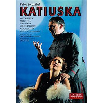 Sorozábal - Katiuska - DVD