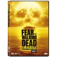 Fear The Walking Dead  Temporada 2 - DVD