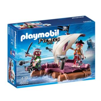 Playmobil balsa pirata