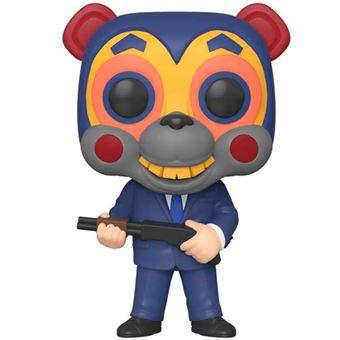 Figura Funko Umbrella Academy - Hazel con máscara