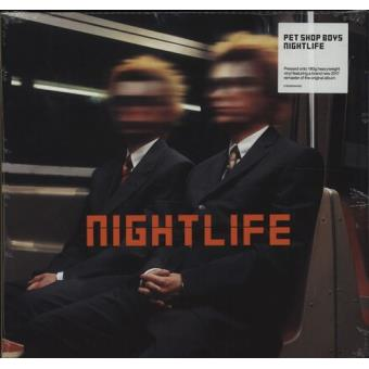Nightlife (2017 Remastered Version) - Vinilo