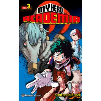 My Hero Academia (Vol. 3)
