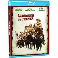 Ladrones de trenes - Blu-Ray