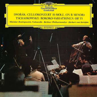 Dvorák: Cello Concerto In B Minor, Op.104, B. 191 / Tchaikovsky: Variations on a Rococo Theme, Op.33, TH.57 (Vinilo)