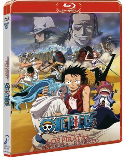 One Piece 8: Episodio de Arabasta: