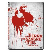 En tierra de sangre y miel - DVD