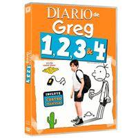 El diario de Greg 1-4 - DVD