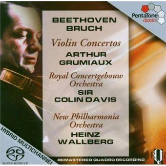 Violin concerto op.61, op