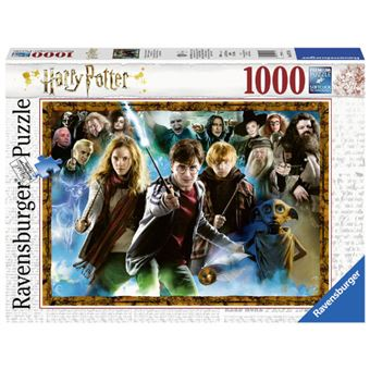 Puzle Harry Potter The Deathly Hallows - 1000 piezas